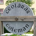 Ceolaras Coleman Gurteen Sligo sign