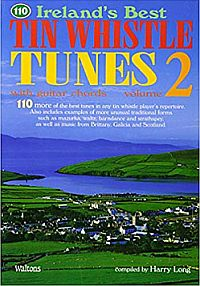 110 Irelands Best -tin Whistle V.2-no Cd