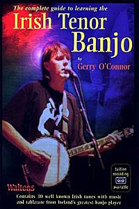 Irish Tenor Banjo By Gerry O Connor Walt