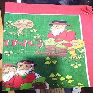 An Irish Blessing Tea Towel