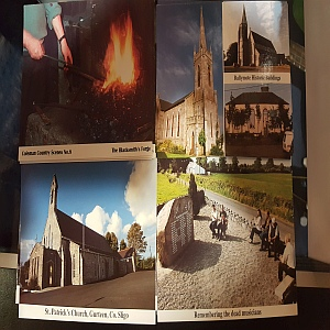 Postcard Coleman Country Scenes