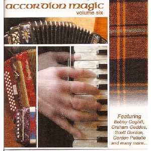 Accordion Magic Vol 6