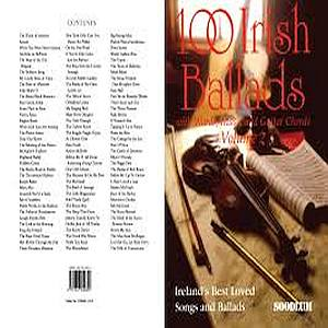 100 Irish Ballads Vol 2 No Cd