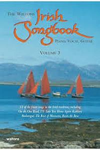 Waltons Irish Song Book Vol.3