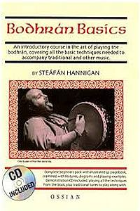Bodhran Basics By Steafan Hannigan + Cd
