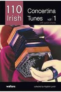Concertina Tunes Vol 1 Waltons AogÁn Lyn