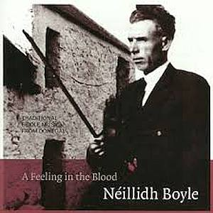 Neillidh Boyle A Feeling In The Blood