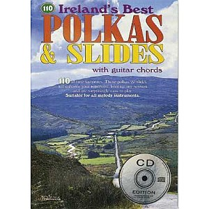 110 Irelands Best - Polka & Sides -cd Ed