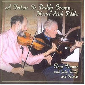A Tribute To Paddy Cronin - Irish Fiddle