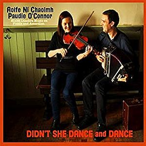 Aoife Ni Chaimh- Didnt She Dance & Dance