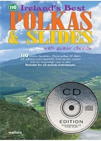 110 Irelands Best- Polka & Slides- Cd Ed