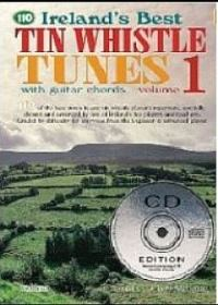 110 Irelands Best- Tin Whistle V1- Cd Ed