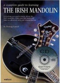 Learning The Irish Mandolin - Cd Ed