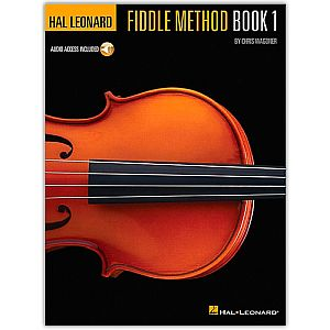 Fiddle Method Book 1 By Chris Wagoner