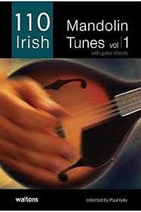 110 Irish Mandolin Tunes