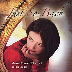 A O Farrell - Just So Bach