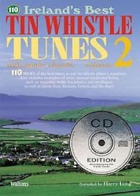 110 Irelands Best- Tin Whistle V2- Cd Ed