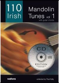110 Irish - Mandolin - Cd Ed