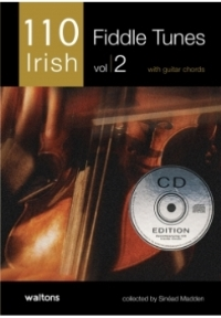 110 Irish - Fiddle Tunes - Cd Ed