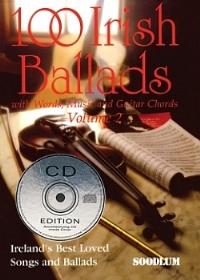 100 Irish Ballads- Vol 2 - Cd Ed