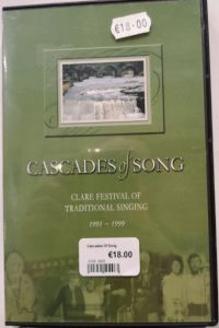 Cascades Of Song - Dvd