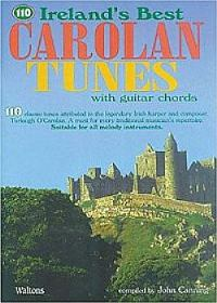 110 Irelands Best - Carolan Tunes- No Cd