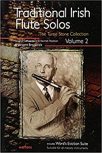 Traditional Irish Flute Solos V2- No Cd
