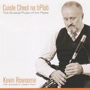 K Rowsome-the Musical Pulse Of The Pipes