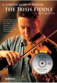 Learning The Irish Fiddle - Cd Ed