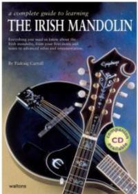 Learning The Irish Mandolin - No Cd