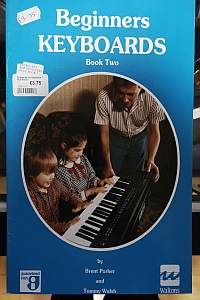 Beginners Keyboard- Book Two