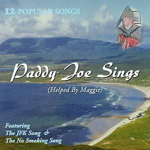 Paddy Joe Sings