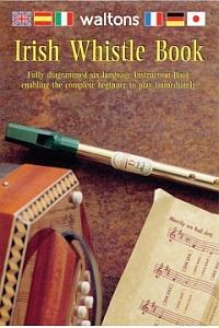 Irish Tin Whistle Book - Waltons