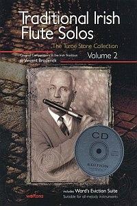 Traditional Irish Flute Solos V2- Cd Ed