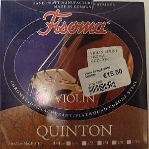 Violin String Fisoma Quinton