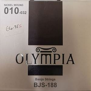 Olympia Banjo Strings Nickel Wound