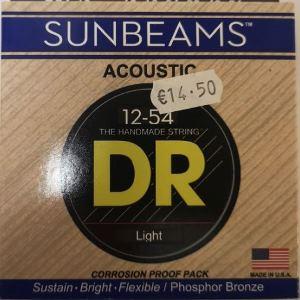 Sunbeams Acoustic Guitar Strings Full Se