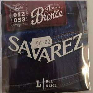 Savarez Acoustic Bronze L Strings