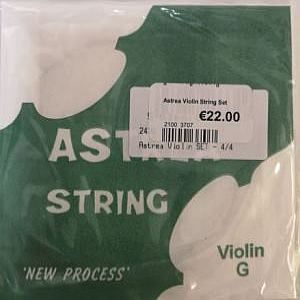 Violin String- Astrea - Full Set