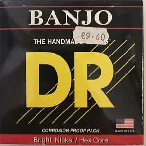 Banjo String- Dr Banjo- Full Set