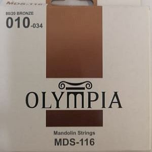 Olympia Mandolin Strings 80/20 Mds 116