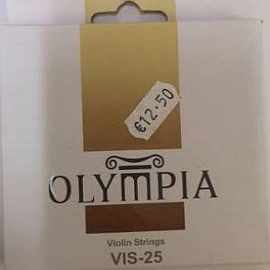 Olympia Violin Strings Vis-25