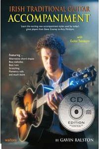 Irish Trad Guitar Accompaniment- Cd Ed