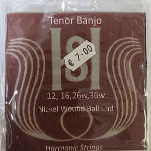 Tenor Strings Nickel Wound Ball End