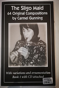 Carmel Gunning - The Sligo Maid - Cd Ed