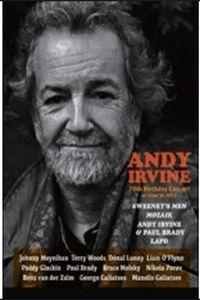Andy Irvine - 70th Birthday Concert