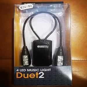4 Led Music Light Duet 2