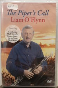 Liam O Flynn - The Pipers Call Dvd