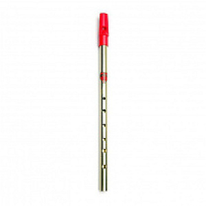 Generation Whistle C Brass Red