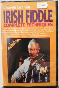 Charlie Lennon - Irish Fiddle